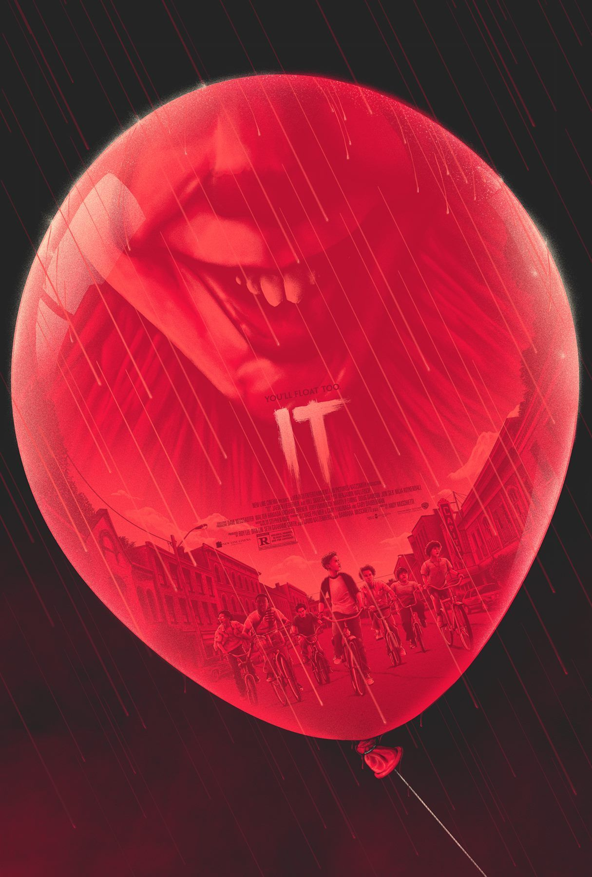 It 2017 Hd Wallpaper From Gallsourcecom Love Horror Part 20