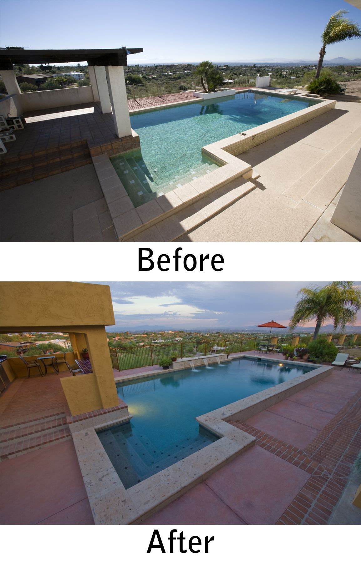 Tucson Pool Renovation by Patio Pools and Spas. & Tucson Pool Renovation by Patio Pools and Spas. | Tucson Pool ...