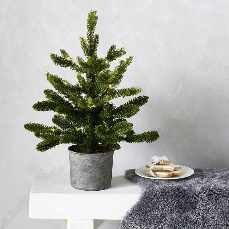 PreLit Christmas Tree 1.5ft Christmas Decorations
