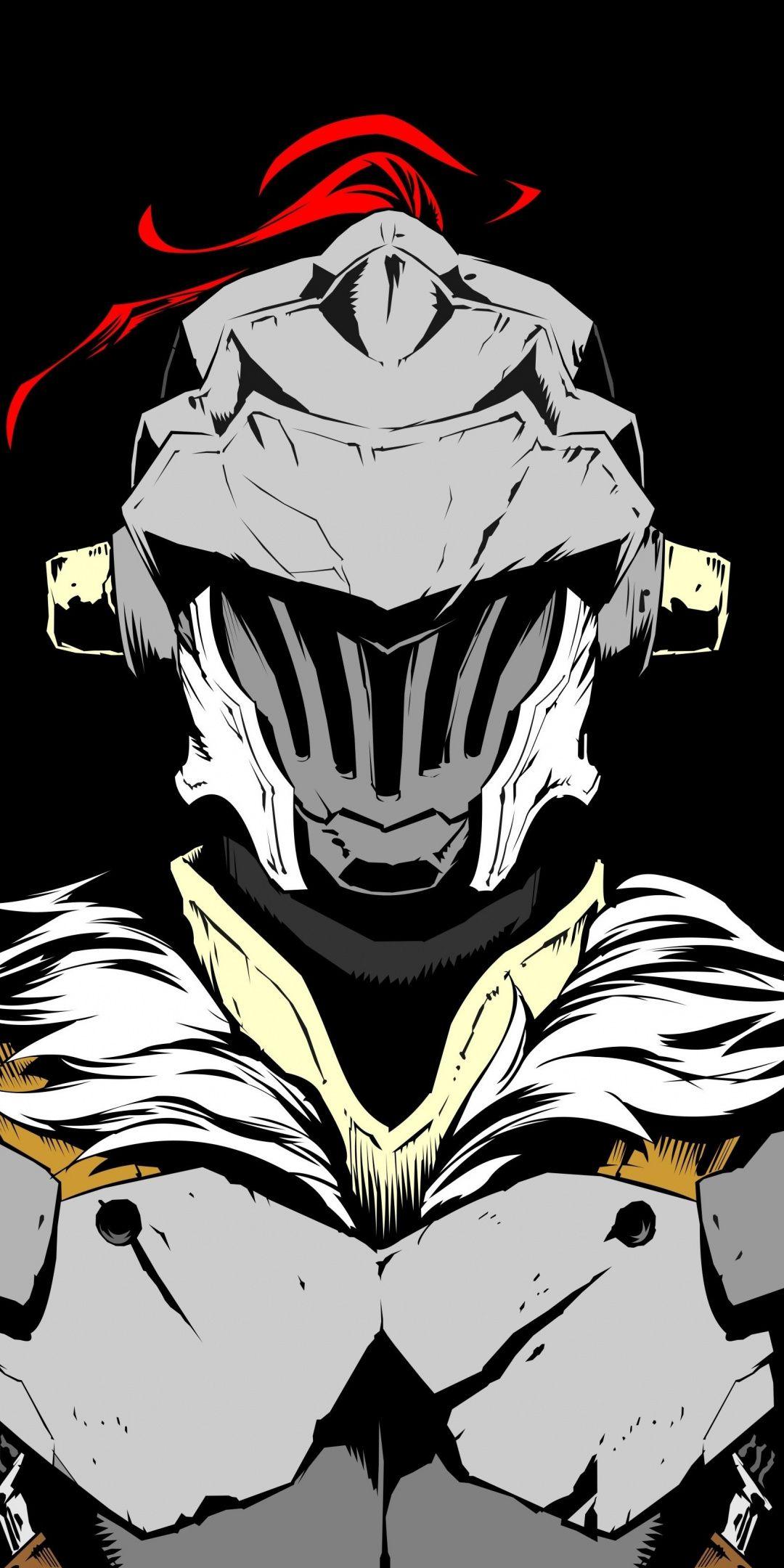 Goblin Slayer, warrior, anime, art, 1080x2160 wallpaper