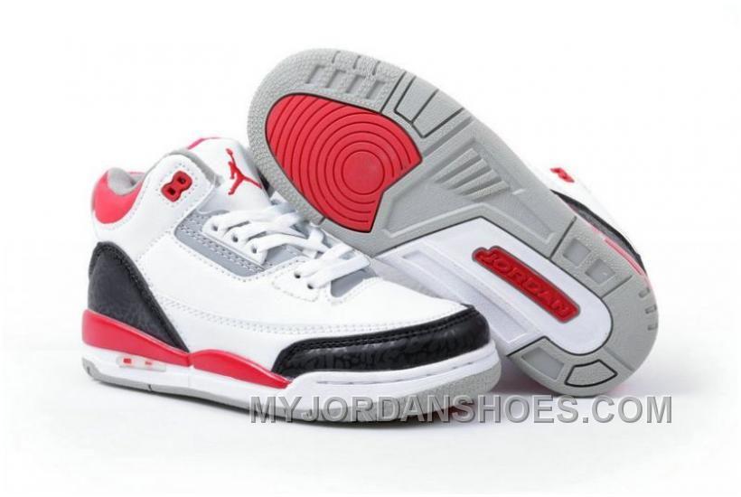 7dc7590453 Air Jordan 3 III Shoe York Authentic Nike Shoes Kids GFxfk in 2019 ...