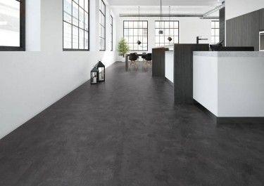 Schiefer Grau - Joka Design 330 Vinyl Fliesen | Wohnzimmer ...