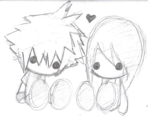 Dibujo Emo Dibujo A Lapiz Anime Dibujos Amor Para Dibujar