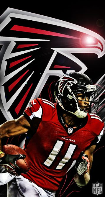 Julio Jones Iphone Hdr Celwall Atlanta Falcons Wallpaper Atlanta Falcons Logo Atlanta Falcons Football