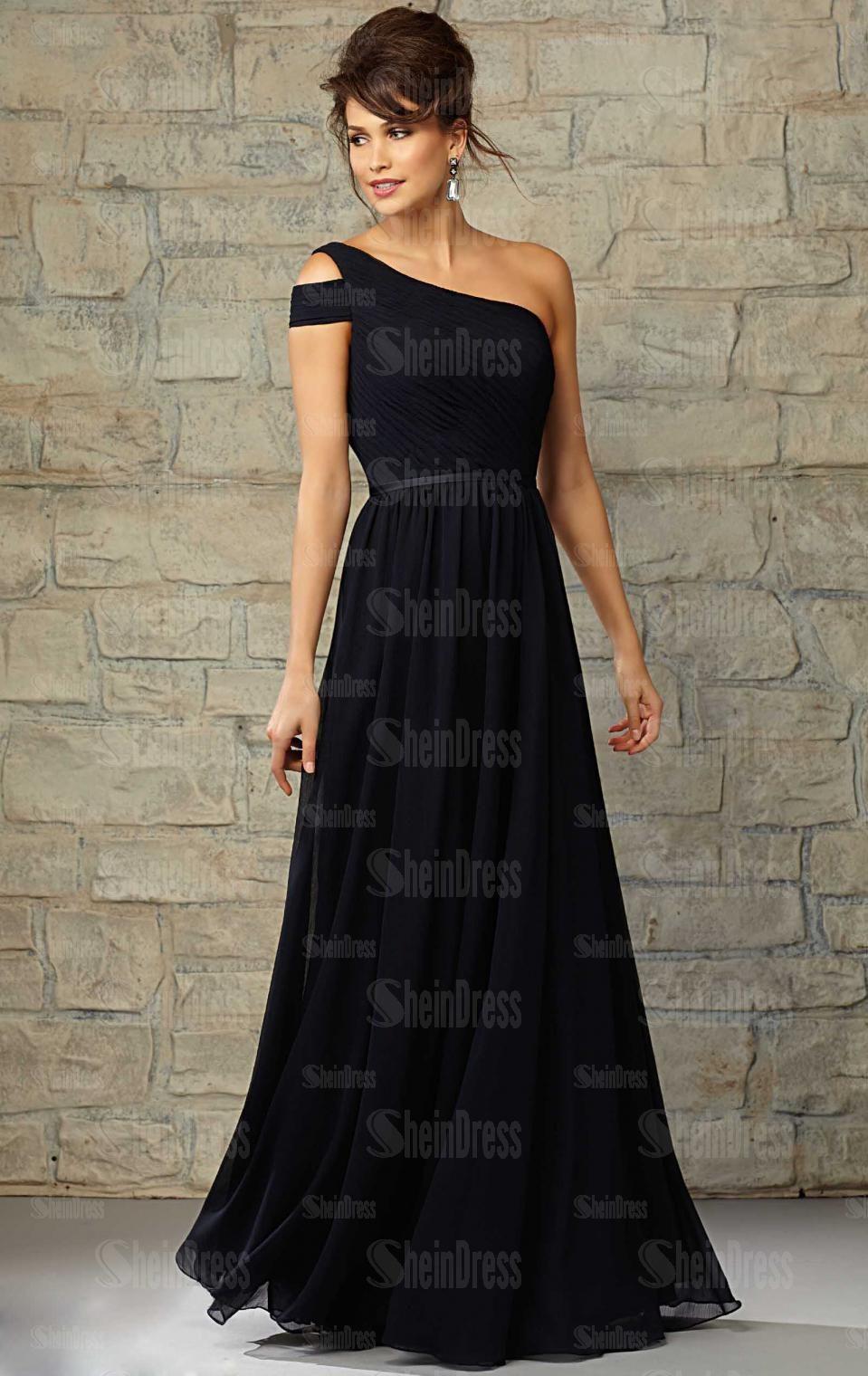 Stylish navy blue long bridesmaid dresses bnncasheindressau