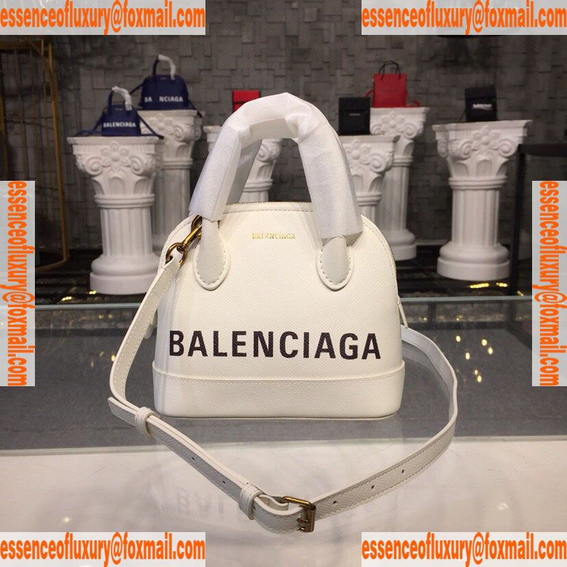 3245ab4eed5 Balenciaga Ville Graffiti Logo Calfskin Top Handle Bag Balenciaga ...