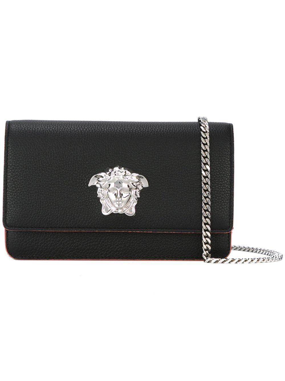 54a894a8804a Over The Shoulder Bags · Versace Bolsa de couro