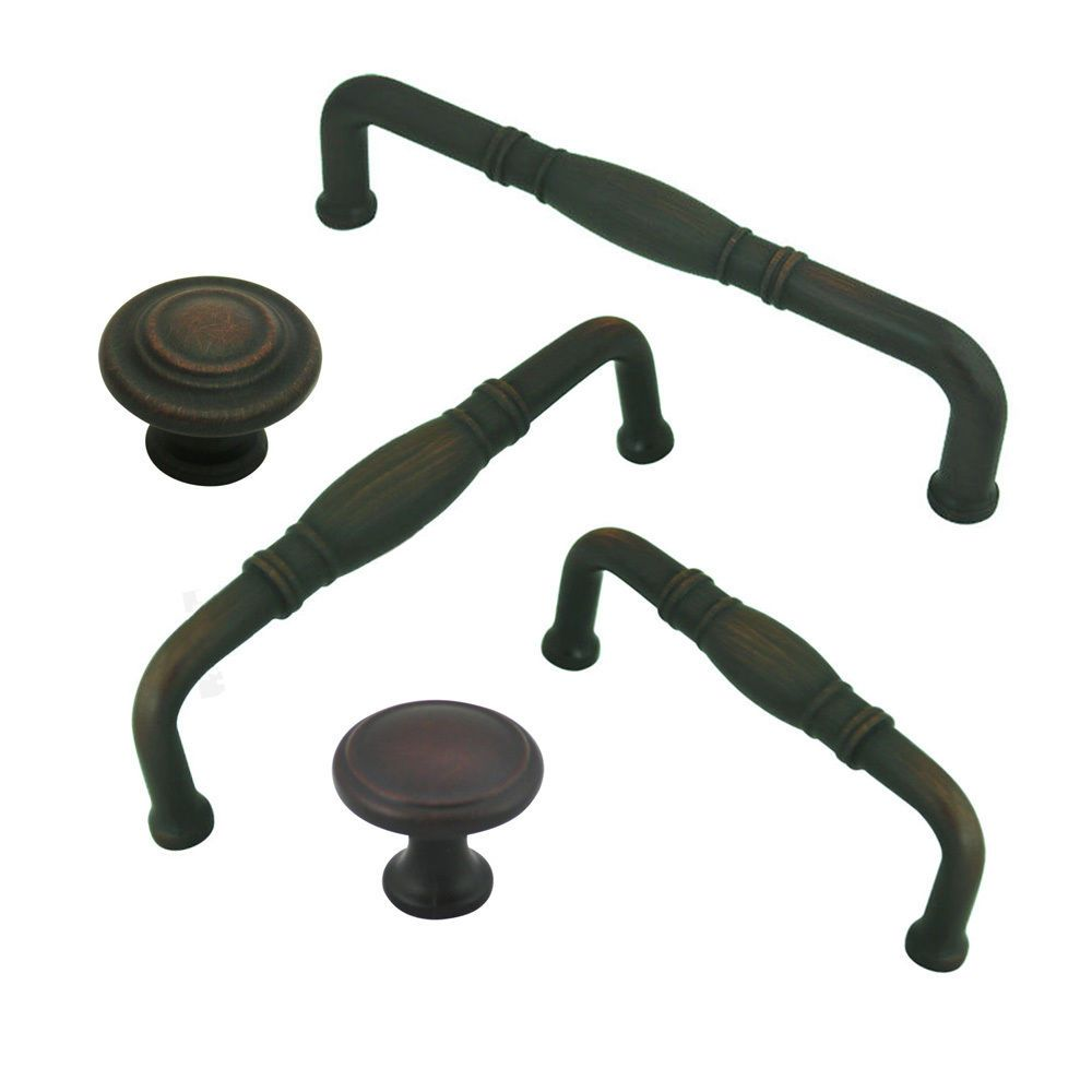 Cosmas Oil Rubbed Bronze Cabinet Hardware S Pulls Liance Hinges