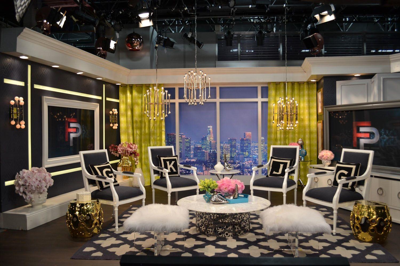 Kris Jenner Bedroom Decor E Fashion Police Hot News Jet Sets Talk Show Pinterest
