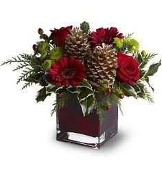 xmas bouquets - Google Search