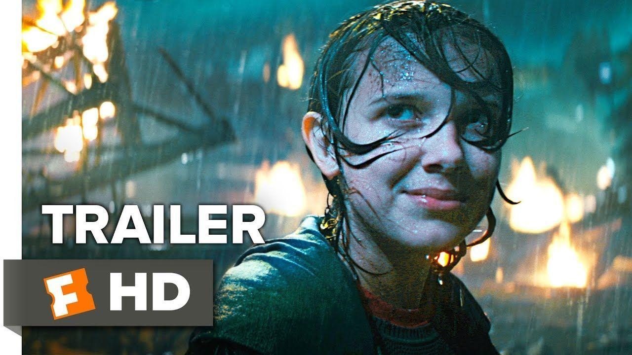 Godzilla King Of The Monsters Comic Con Trailer 2019 Movieclips Trailers In 2020 Movieclips Trailers Godzilla Movie Soundtracks