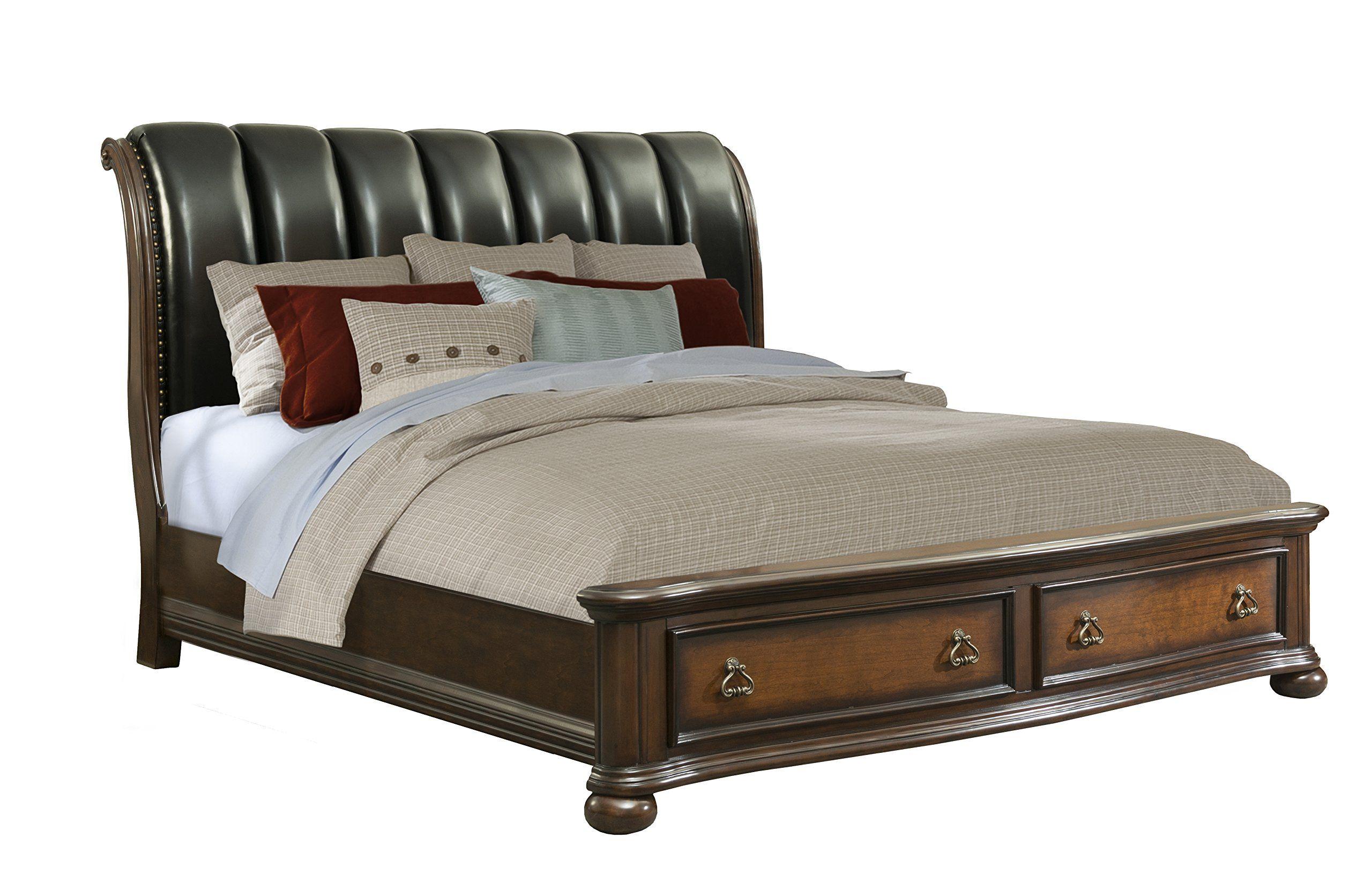 Abbey Avenue Blukq6P 6 Piece Luke Storage Bedroom Set Queen