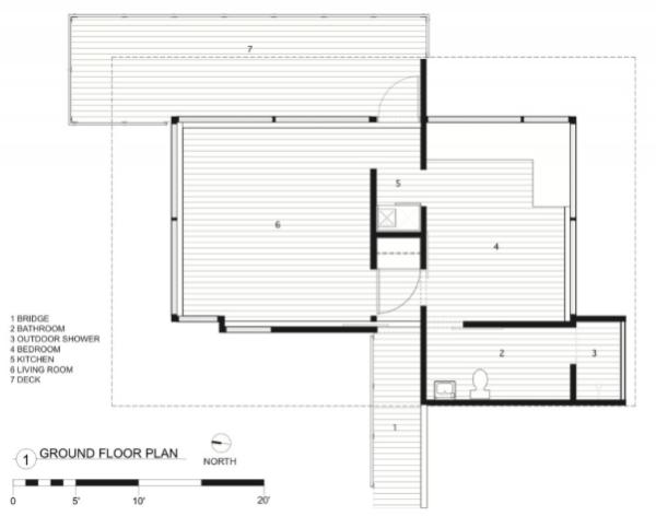 House floor plans on stilts house plans for House on stilts floor plans