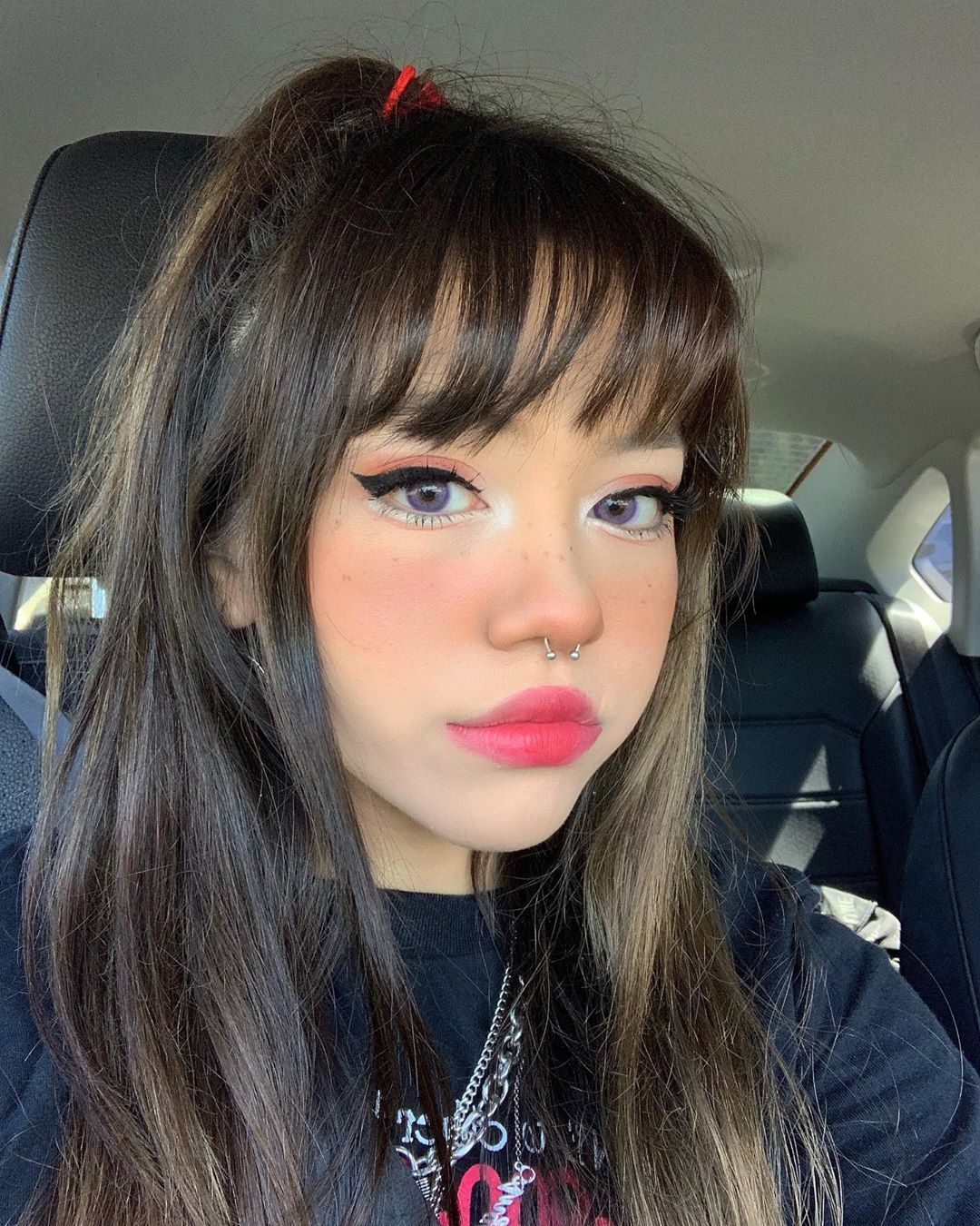 Instagram Cyberstephanie In 2020 No Eyeliner Makeup Hair Beauty Beauty