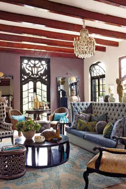 afro chic | UNA RESIDENCIA AFRO-CHIC [] AFRO-CHIC HOME