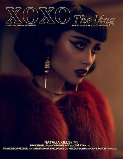 XOXO cover