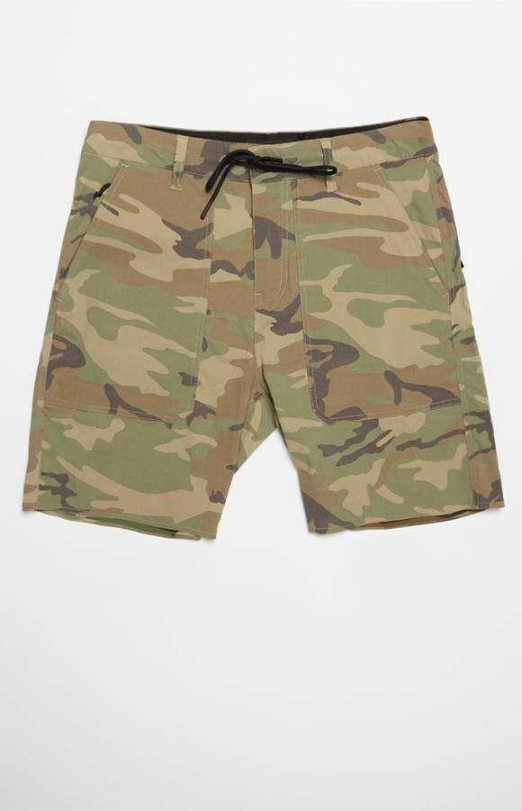 Brixton Prospect Service All-Terrain Shorts  ce2113d7999