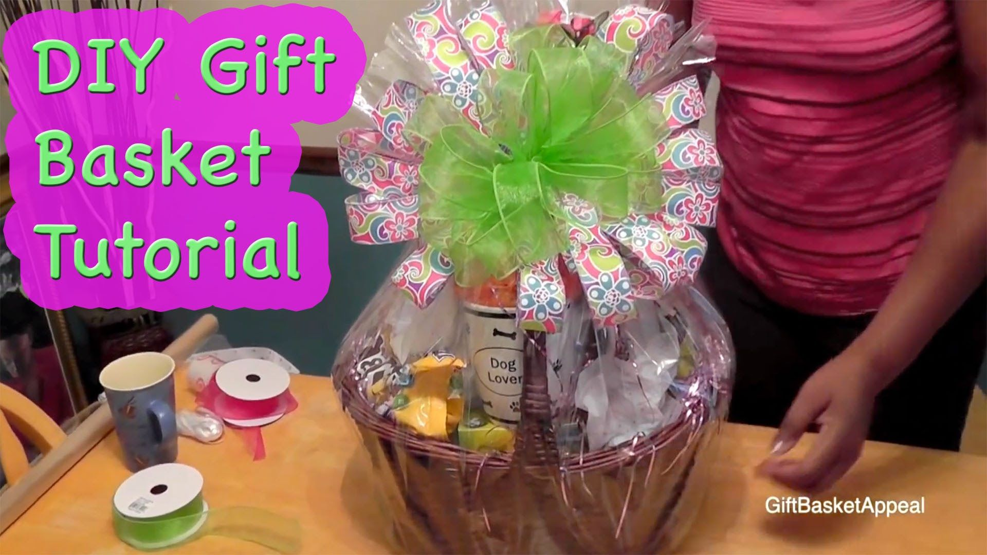 Diy Dollar Tree Gift Baskets 4 Affordable Gifts Description From Bestmp3 Cf I Searched For This On Making A Gift Basket Diy Gift Baskets Craft Gift Basket