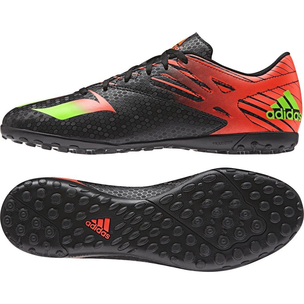 Adidas Boys Nitrocharge 3.0 TRX TF J Turf Q33718 Soccer Football ...