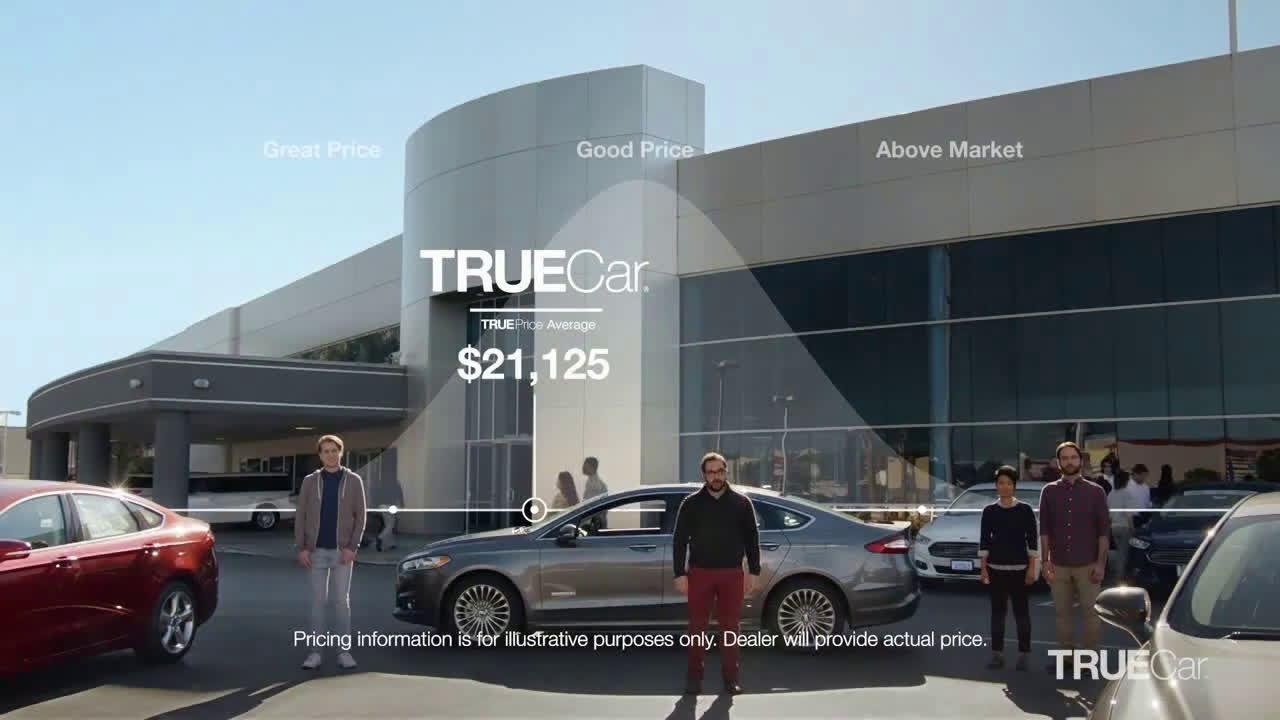 VIDEO TrueCar The TrueCar Curve TV commercial 2019 With