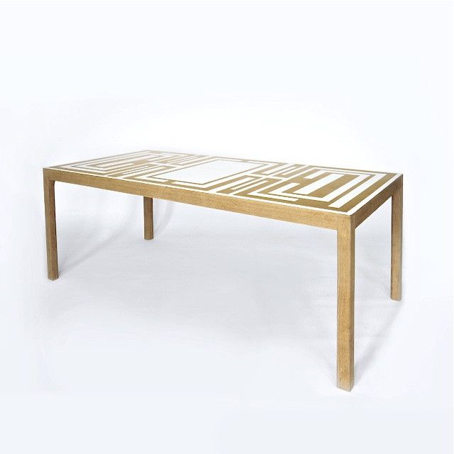 Circuit Board 1.04 - Dining table | Nancy Munford | Another Ballroom