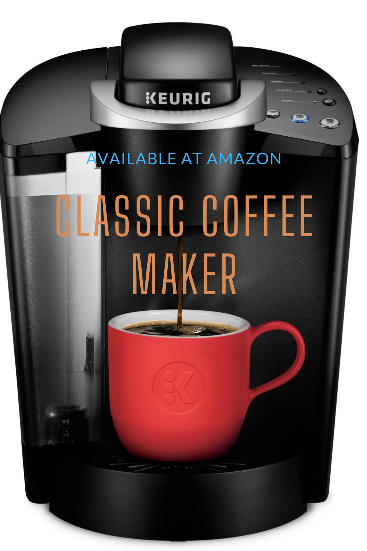Single Serve Classic Coffee Maker in 2020 Classic coffee