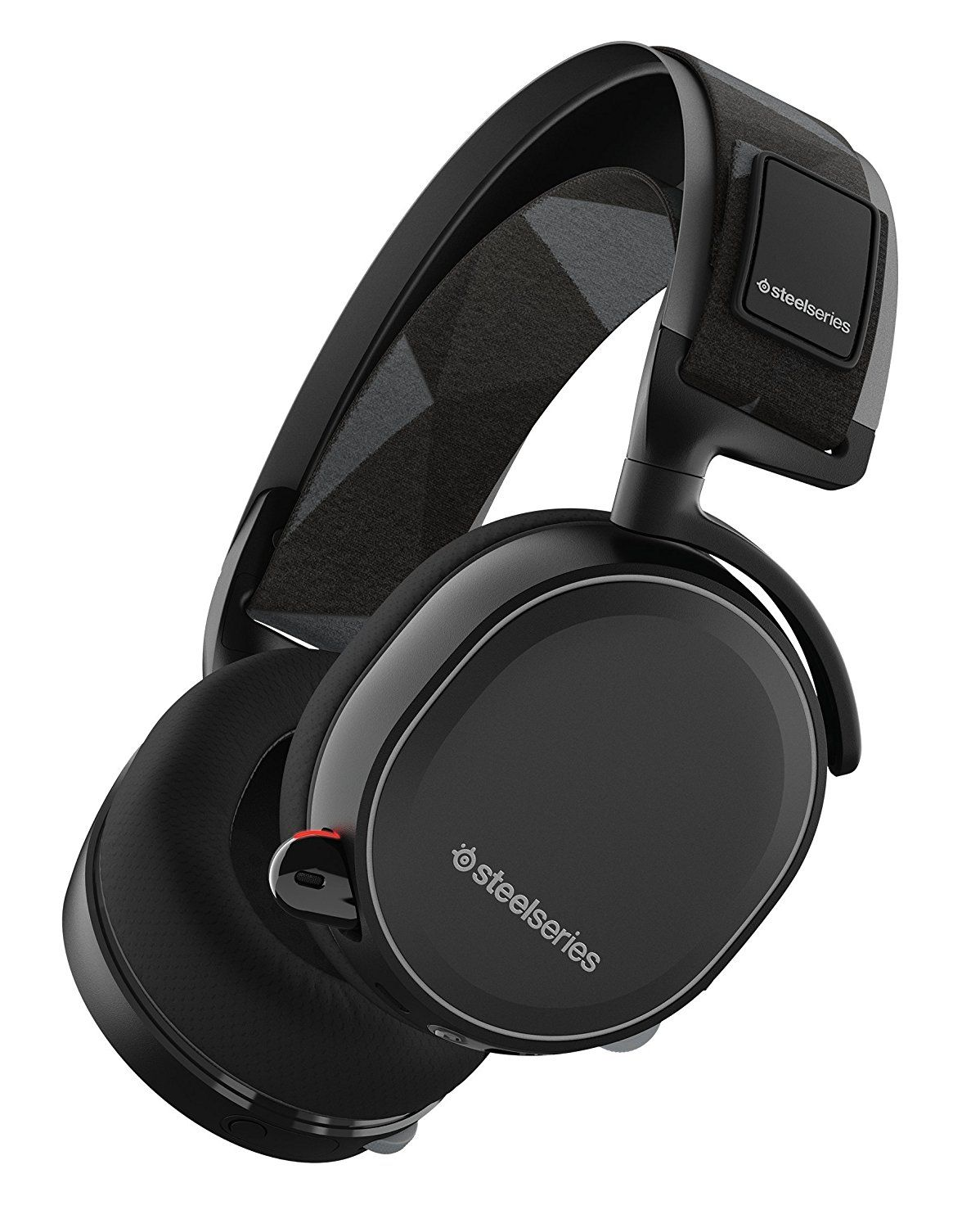 The SteelSeries Arctis 7 headphone is a standard wireless gaming headset  known to be versatile d4537adb8011