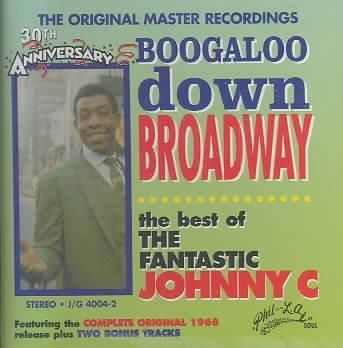 Precision Series Fantastic Johnny C - Boogaloo Down Broadway