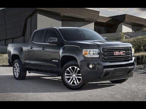 2015 Gmc Canyon Nightfall Edition Small Pickup Trucks Gmc