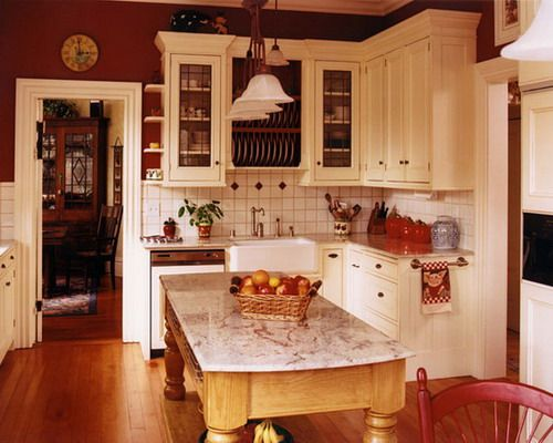 beautiful granite countertops country decorating kitchen strikingly design ideas red country kitchen designs gallery - Country Kitchen Color Ideas