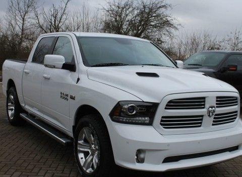 2015 Dodge Truck >> 2015 Dodge Ram 1500 Crew Cab Sport 4 X 4 Air Suspension