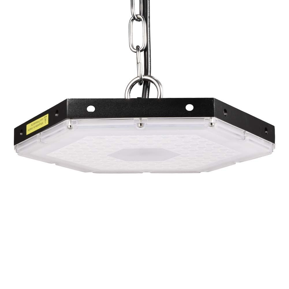 100W-250W Mining UFO LED High Bay Light Lamp Factory Warehouse Gym Industrial