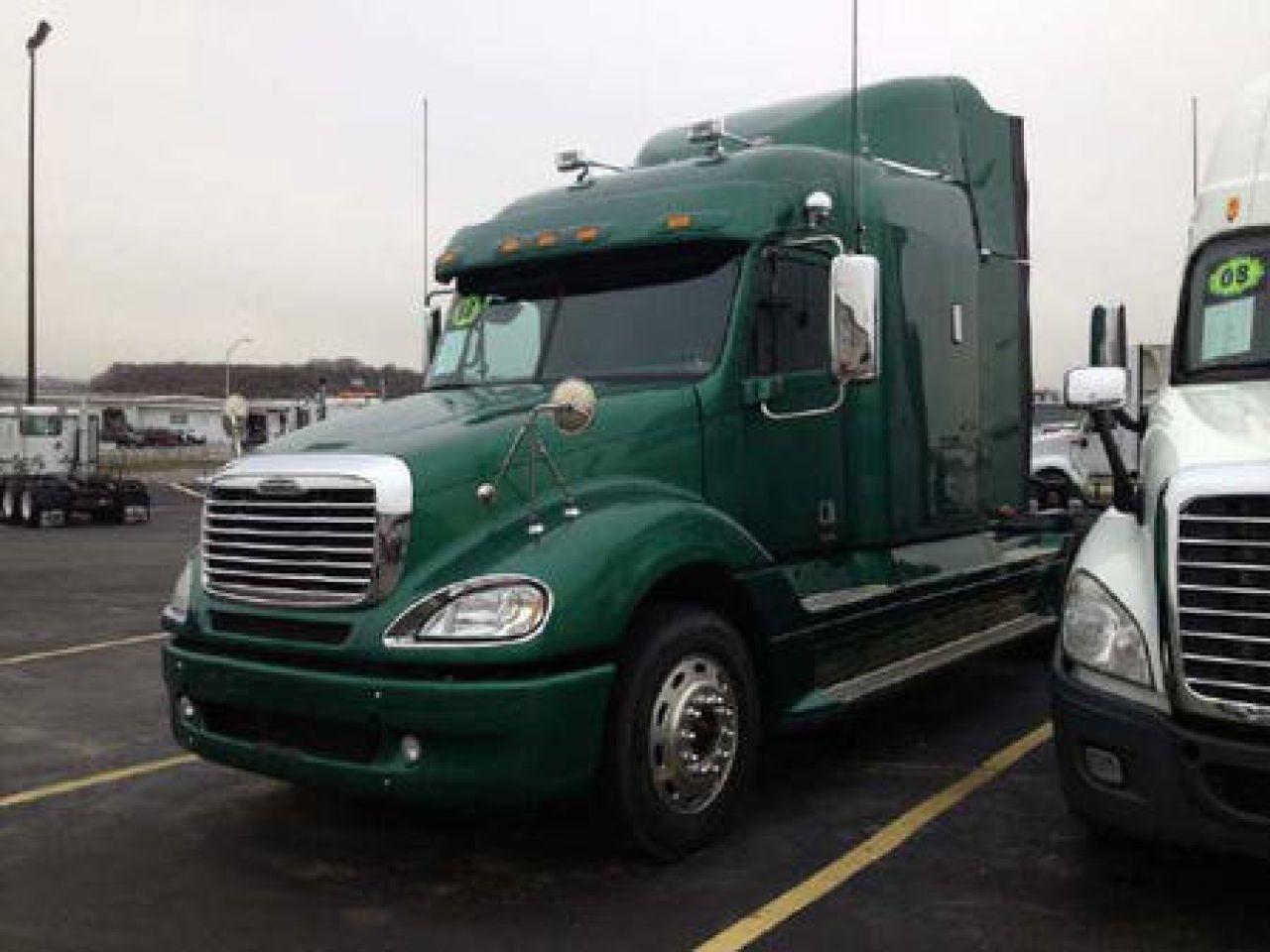 2008 Freightliner Century Freightliner Freightliner Trucks Trucks