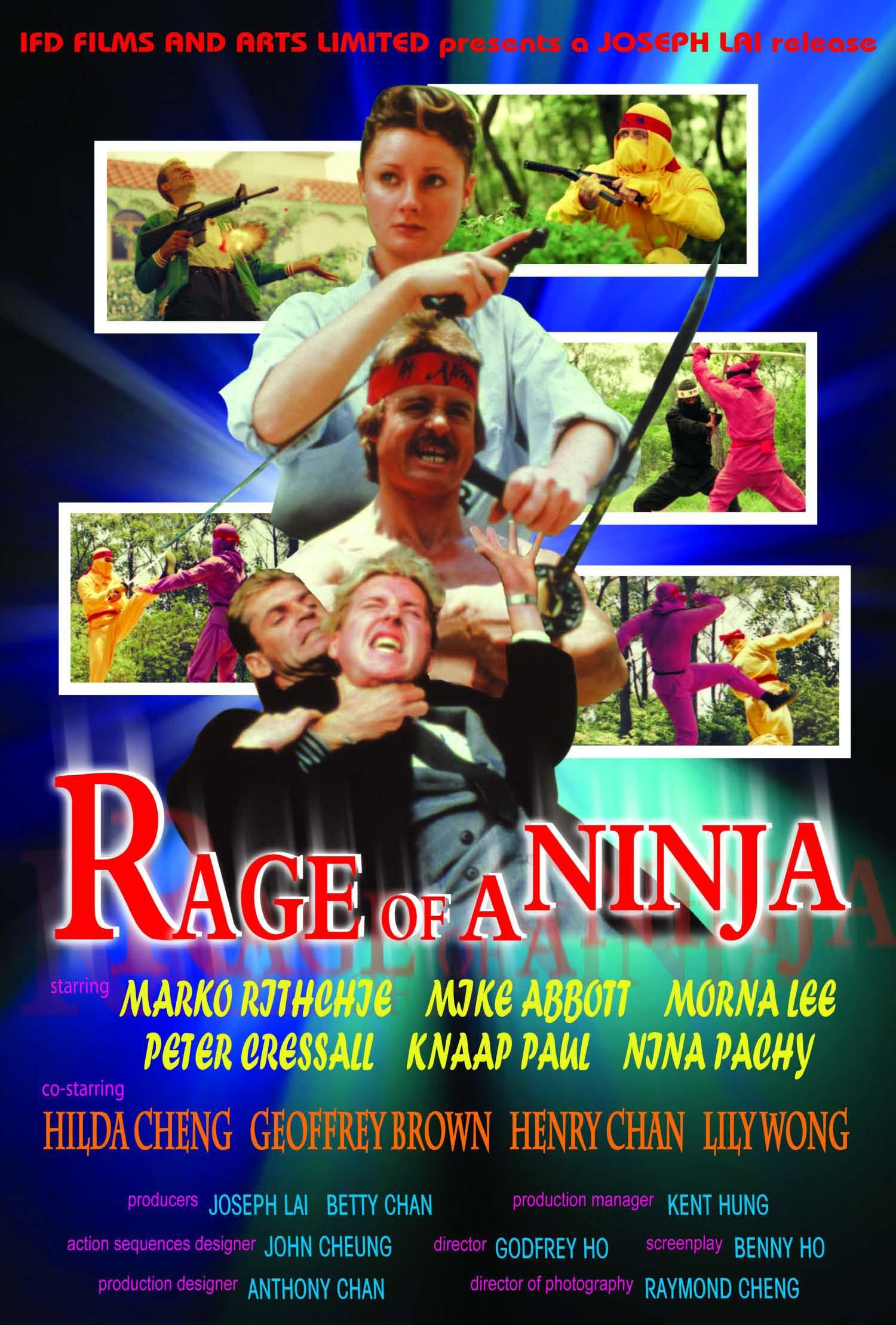 Bad Movie Review: Blood Rage (AKA Slasher, AKA Nightmare