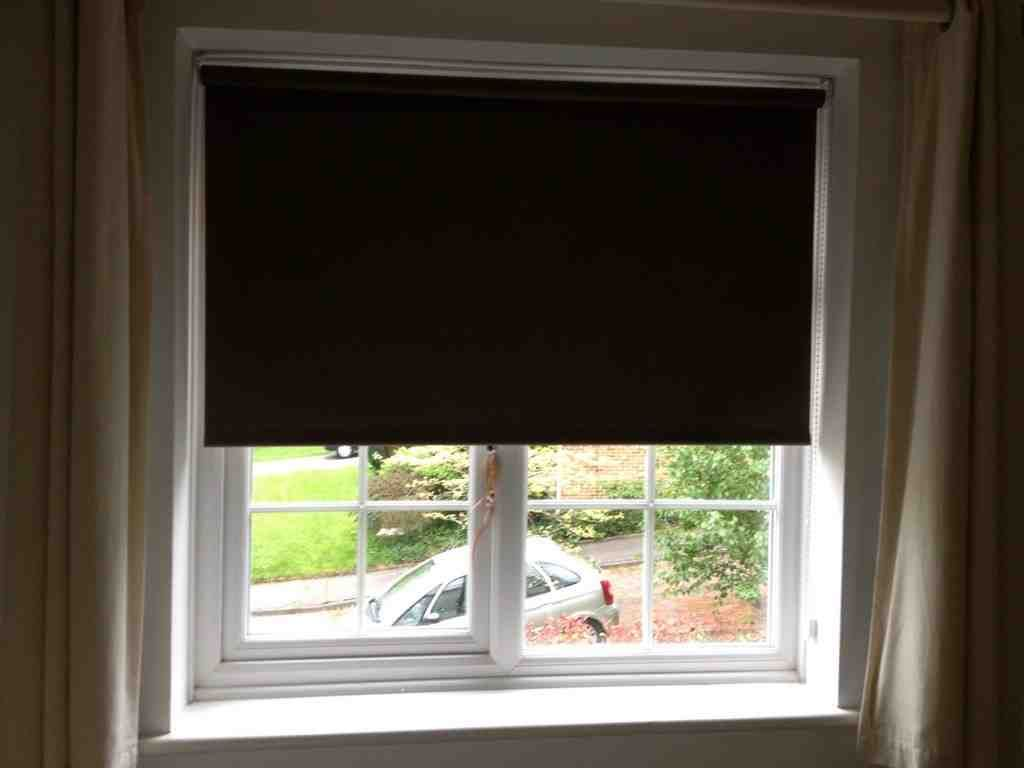 Blackout Blinds Lowes Vertical Window