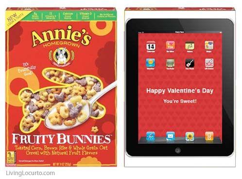 Free Printable iPad Valentine Card Holder  More Free printable