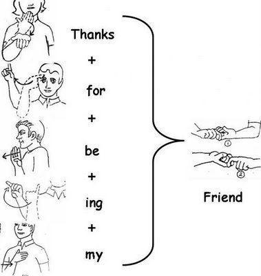 Let us learn sign language #signlanguage #