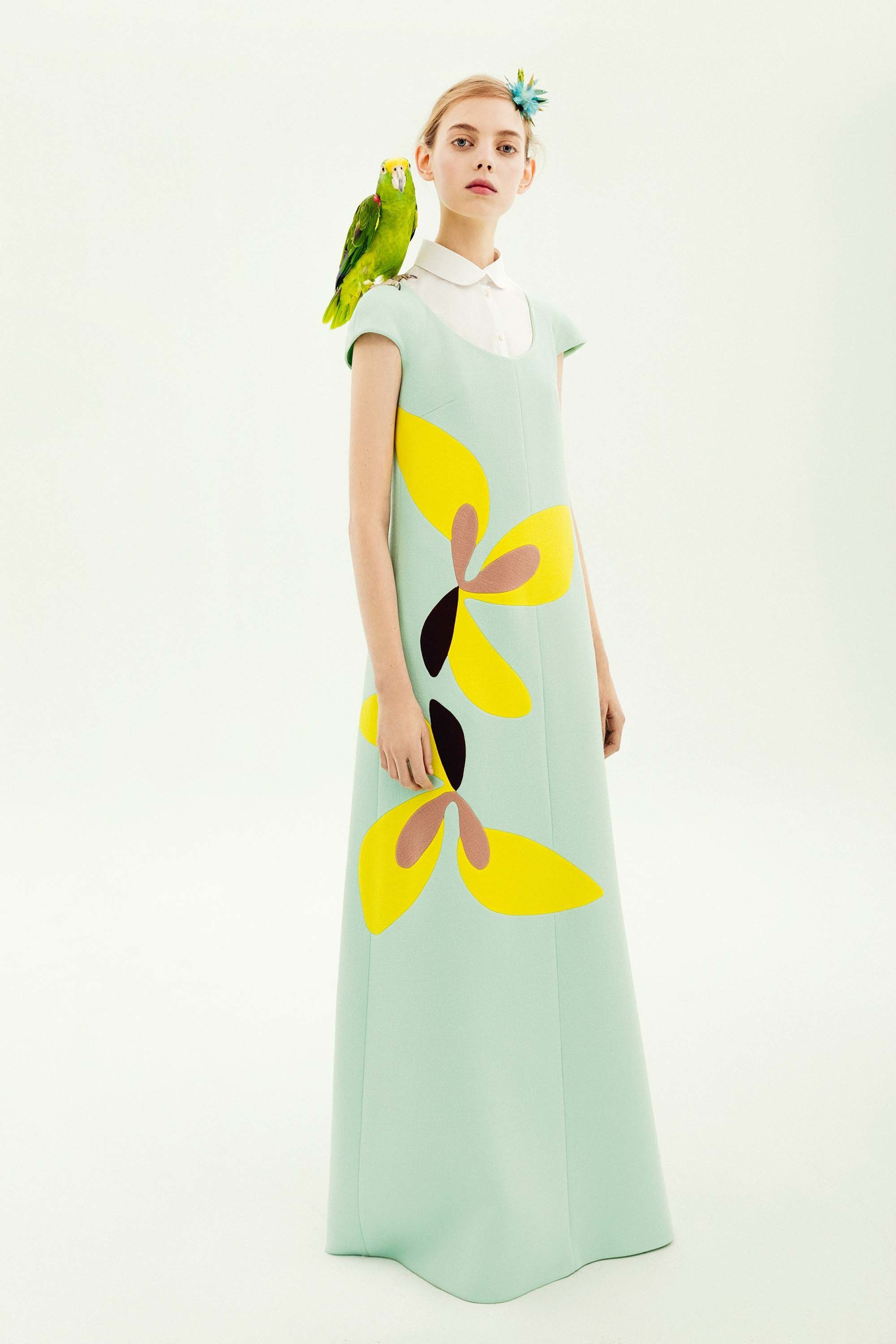 Del Pozo Spring 2018 Dress Collection