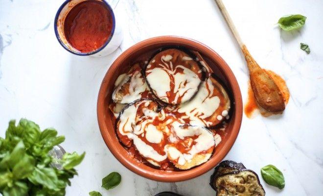 Recipe: Eggplant Lasagne   Gram Magazine