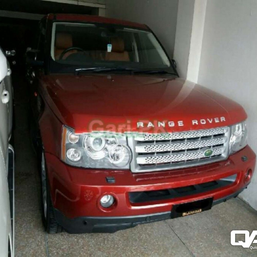 Pin On Range Rover Car For Sale In Karachi Pakistan