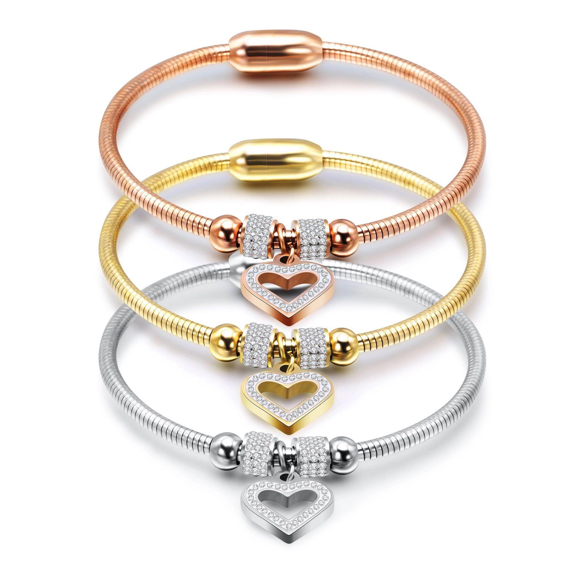 bracelet femme pandora or