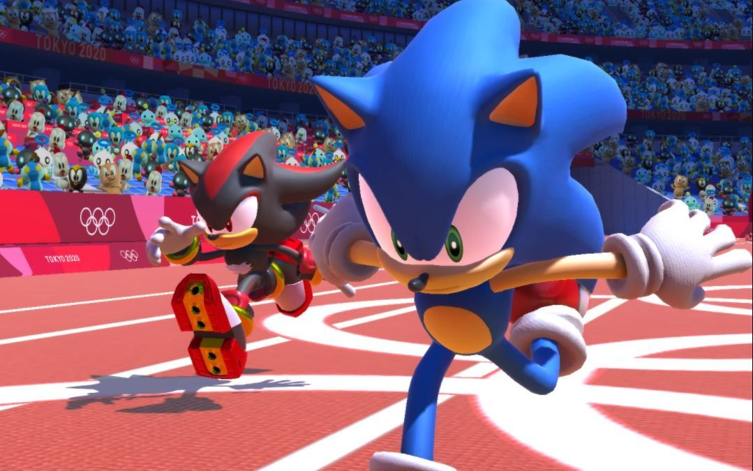E32019 Premières images pour Sonic at the Olympic Games