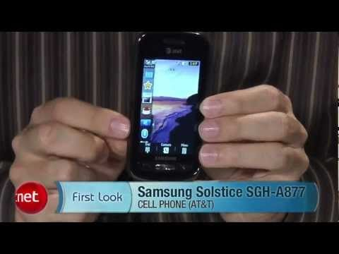 Samsung Solstice SGH-A887 Review (AT)