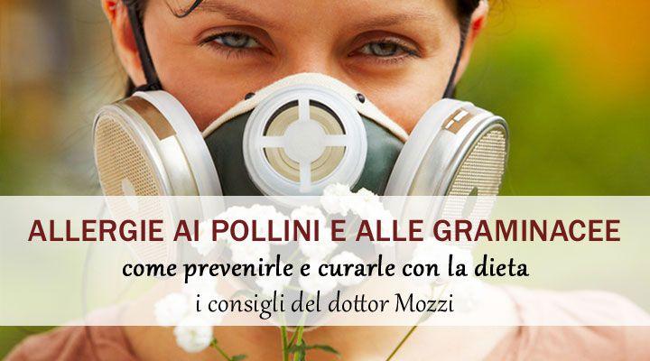 Allergia alle graminacee: cause, sintomi, cure e rimedi ...
