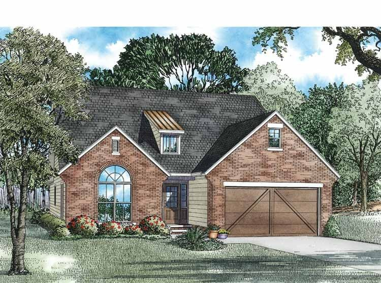 Eplans Craftsman House Plan - Open Living Area - 1903 Square Feet and 4 Bedrooms from Eplans - House Plan Code HWEPL75044