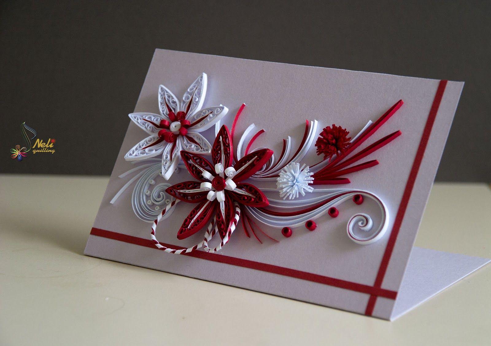 Поздравительные открытки с квиллинга, картинки про супругов