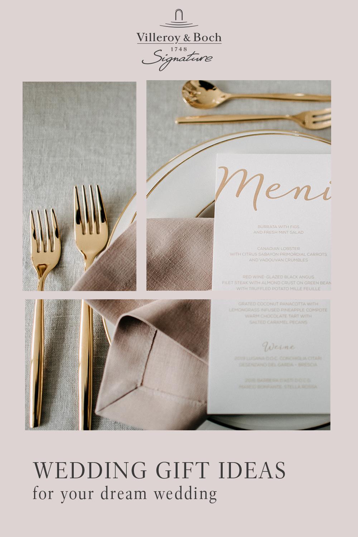Outstanding wedding gift ideas   Hochzeitsgeschenke liste ...
