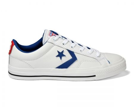 3e2e1803088c2a ... where can i buy converse star player ox white blue leather converse  star player ox white