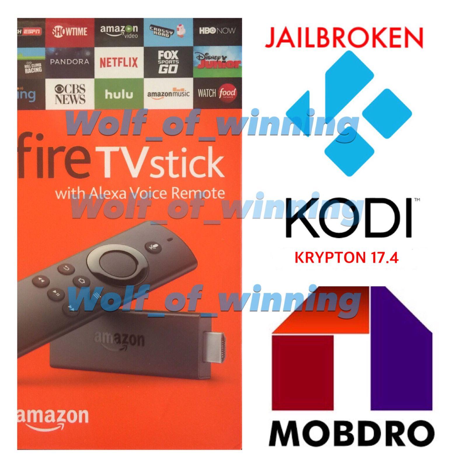amazon fire tv stick jailbreak ebay