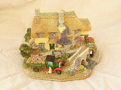 """#11.451# (LL-68) """"Old Scrumpy Farm"""" von Lilliput Lane in Sammeln & Seltenes,Weitere Sammelgebiete,Miniaturen   eBay"""